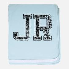 JR, Vintage baby blanket