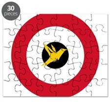 Trinidad And Tobago Roundel Puzzle