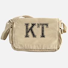 KT, Vintage Messenger Bag