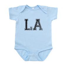 LA, Vintage Infant Bodysuit