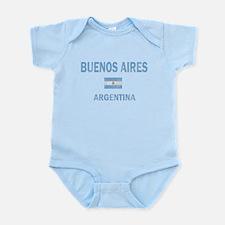 Buenos Aires, Argentina Designs Infant Bodysuit