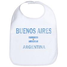Buenos Aires, Argentina Designs Bib