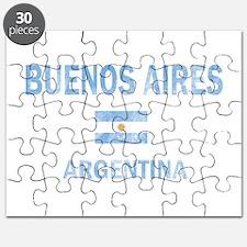 Buenos Aires, Argentina Designs Puzzle