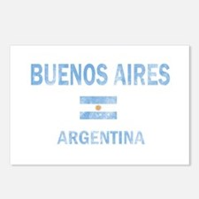 Buenos Aires, Argentina Designs Postcards (Package