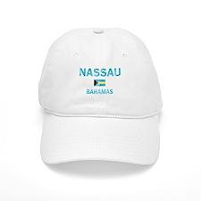 Nassau, Bahamas Designs Baseball Cap