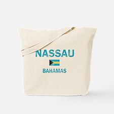 Nassau, Bahamas Designs Tote Bag