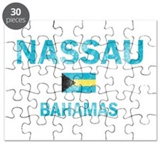 Nassau, Bahamas Designs Puzzle