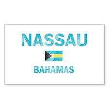 Nassau, Bahamas Designs Decal