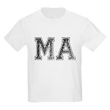 MA, Vintage T-Shirt