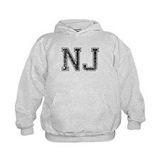 NJ, Vintage Hoodie