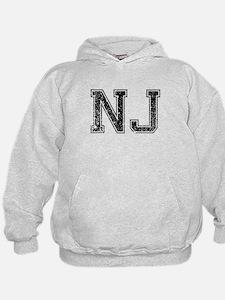 NJ, Vintage Hoody