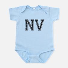 NV, Vintage Infant Bodysuit
