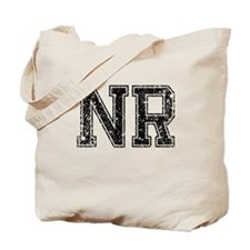 NR, Vintage Tote Bag