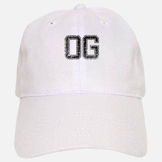 OG, Vintage Baseball Baseball Cap
