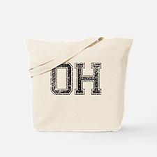 OH, Vintage Tote Bag