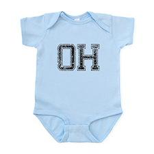 OH, Vintage Infant Bodysuit