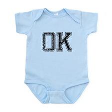 OK, Vintage Infant Bodysuit