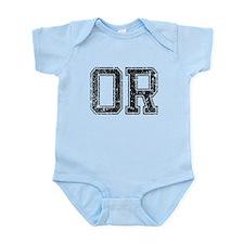 OR, Vintage Infant Bodysuit