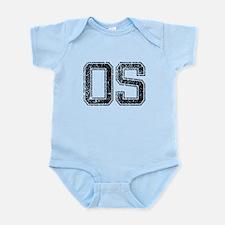 OS, Vintage Infant Bodysuit