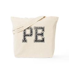 PE, Vintage Tote Bag
