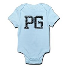 PG, Vintage Infant Bodysuit