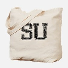 SU, Vintage Tote Bag