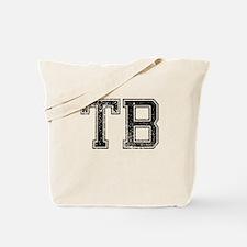 TB, Vintage Tote Bag