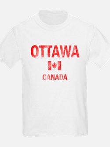 Ottawa Canada Designs T-Shirt
