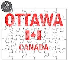 Ottawa Canada Designs Puzzle