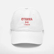 Ottawa Canada Designs Baseball Baseball Cap