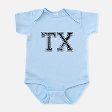 TX, Vintage Infant Bodysuit