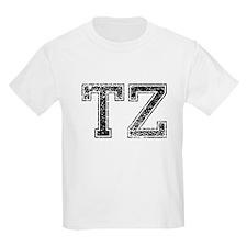 TZ, Vintage T-Shirt