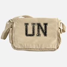 UN, Vintage Messenger Bag