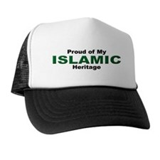 Proud Islamic Heritage Trucker Hat