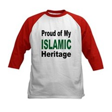 Proud Islamic Heritage (Front) Tee