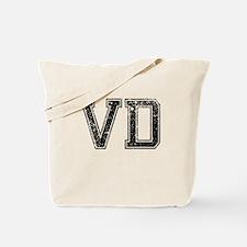 VD, Vintage Tote Bag