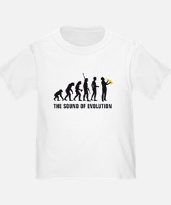 evolution saxophone player T
