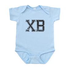 XB, Vintage Infant Bodysuit