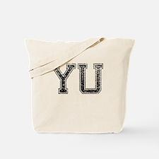 YU, Vintage Tote Bag