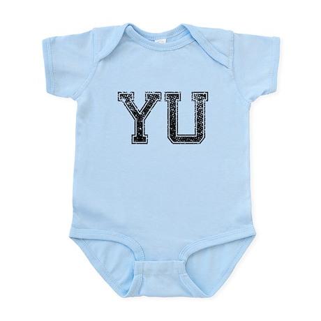 YU, Vintage Infant Bodysuit