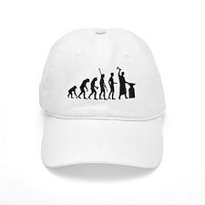 evolution blacksmith Baseball Cap