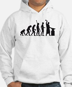 evolution blacksmith Hoodie