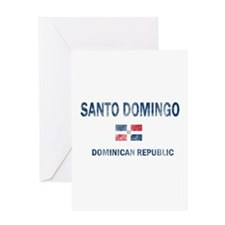 Santo Domingo Dominican Republic Designs Greeting