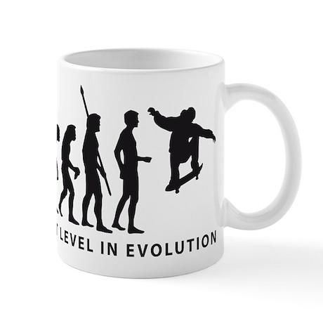 evolution skater Mug