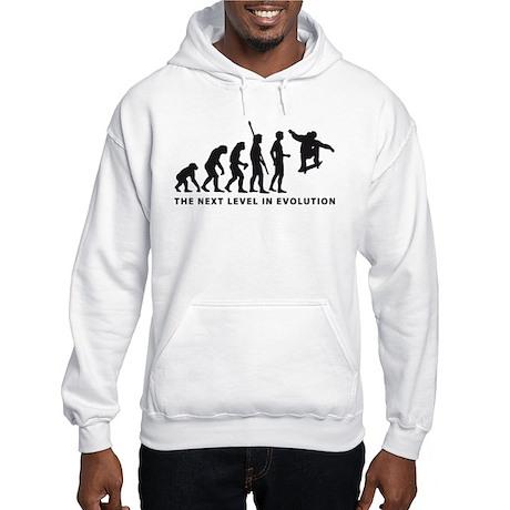 evolution skater Hooded Sweatshirt