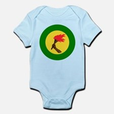 Zaire Roundel Infant Bodysuit