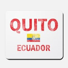 Quito Ecuador Designs Mousepad