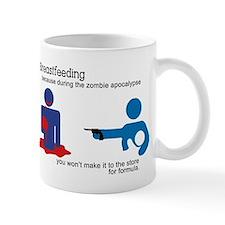 Breastfeeding Zombie Apocalypse Mug