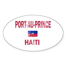 Port-au-Prince Haiti Designs Decal