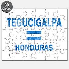 Tegucigalpa Honduras Designs Puzzle